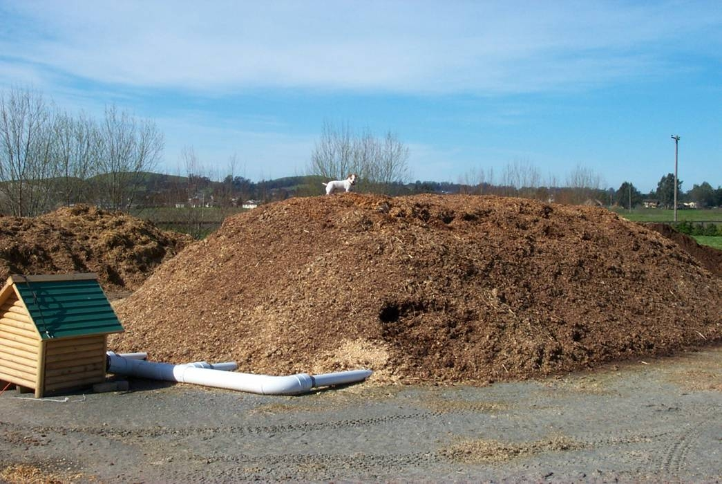 An Aerated Static Pile On O2 Compostu0027s Website